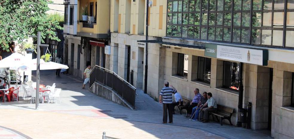 Ermua aporta el 40% más en inversión social que la media de pueblos Euskadi