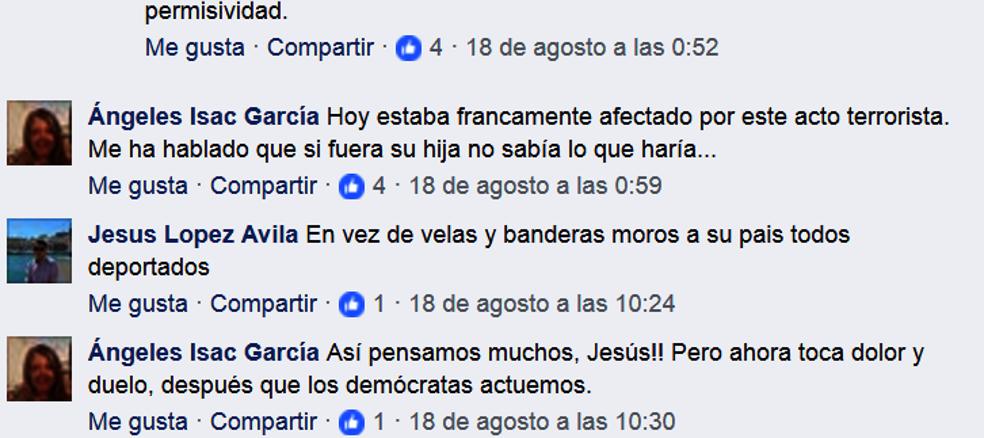 Podemos pide la dimisión del PP de Linares por comentarios «islamófobos»