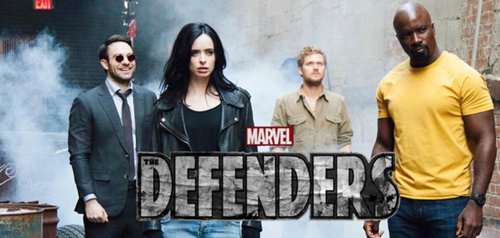 'Los Defensores' llegan a Netflix