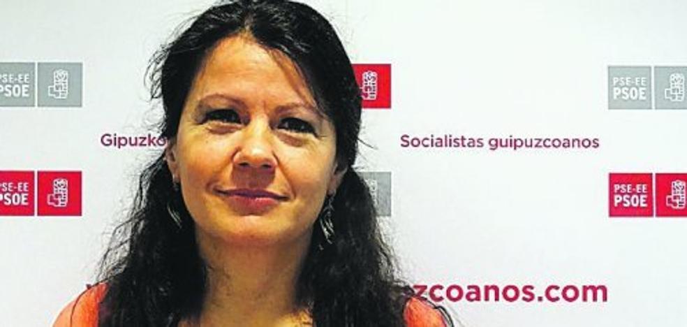 El PSE denuncia un «brutal acoso» de la izquierda abertzale a su portavoz de Zarautz