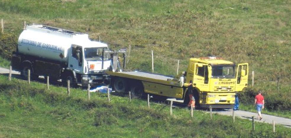 Muere en Carranza aplastado por su propio camión