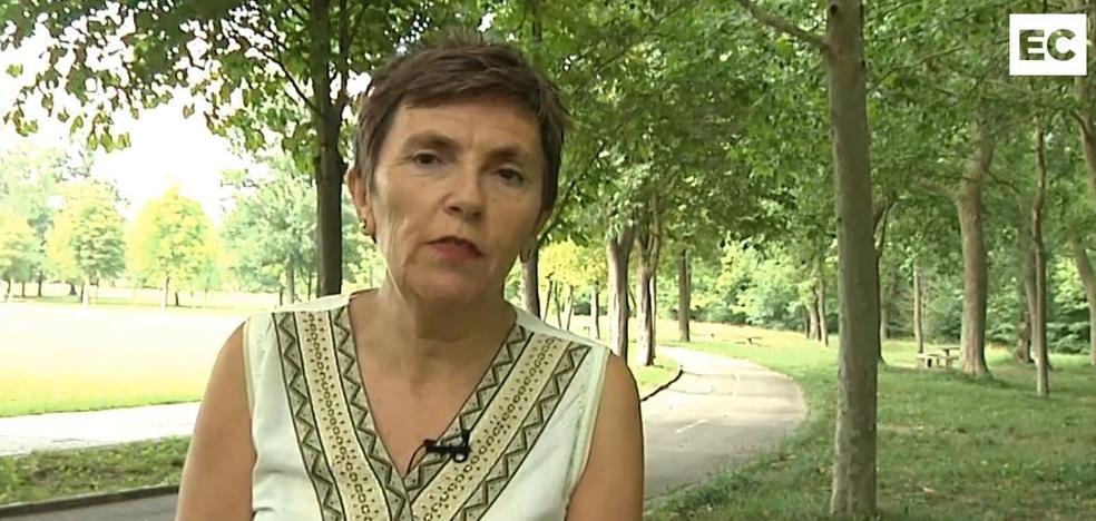 Visita el parque de Olárizu, el rincón favorito de Maribel Perea