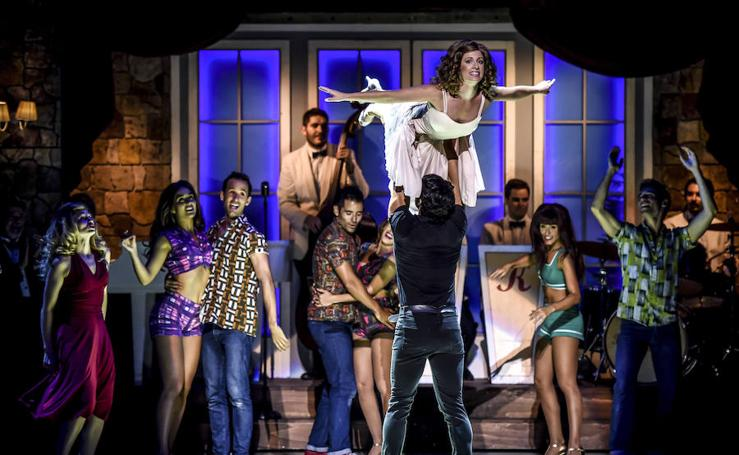 'Dirty Dancing' lleva los años 80 al Euskalduna