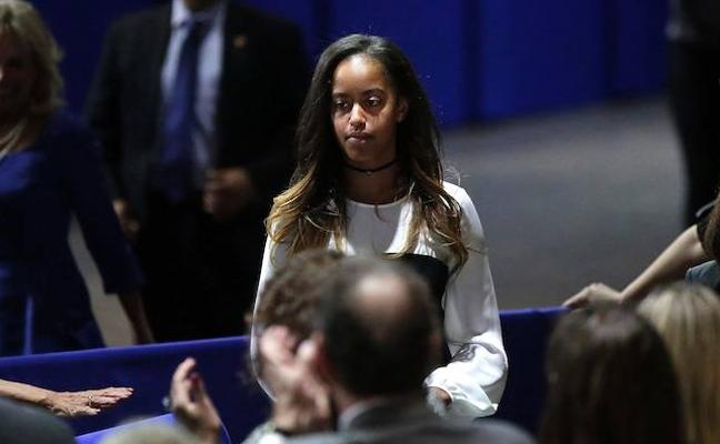 Malia Obama se muda a Harvard