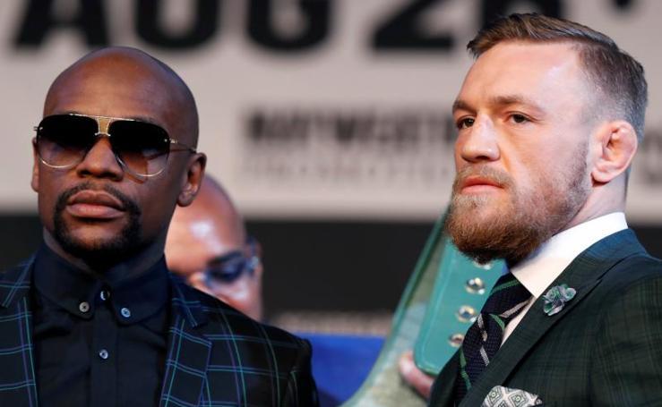 Mayweather contra McGregor: ¿el combate o el negocio del siglo?