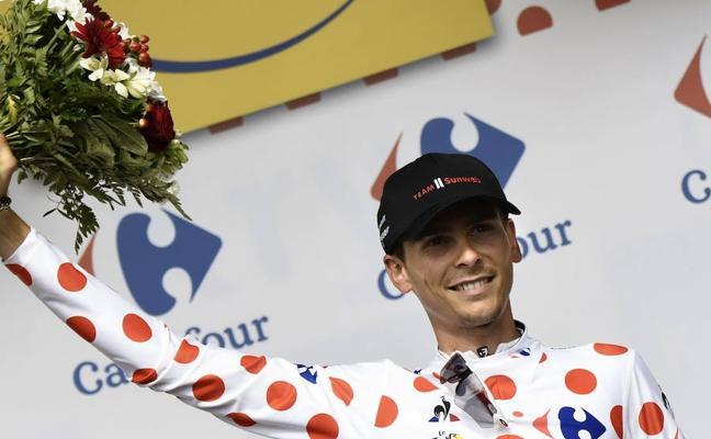 El francés Warren Barguil es expulsado de la Vuelta por su propio equipo