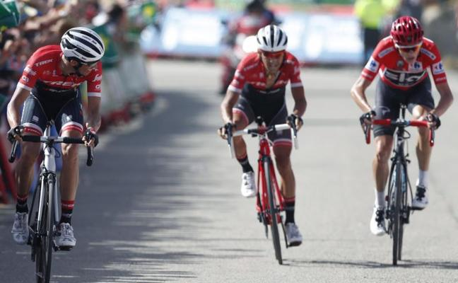A Froome sólo le responde Contador