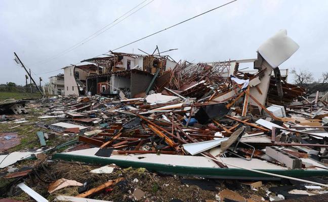 Houston sucumbe ante unas inundaciones «sin precedentes» causadas por Harvey