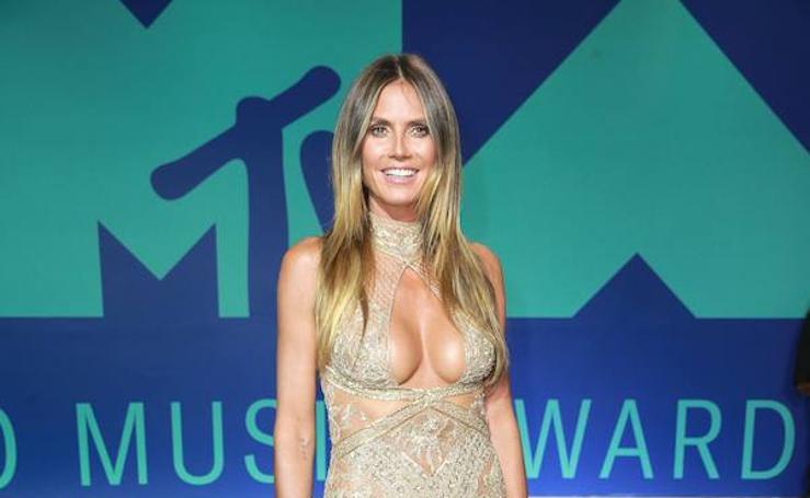 Los modelos más llamativos de la gala MTV Video Music Awards