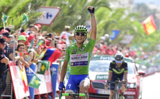Trentin gana su segunda etapa y Froome sigue de líder