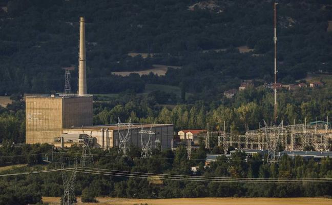 Detectan residuos de un vertido radioactivo en la central de Garoña