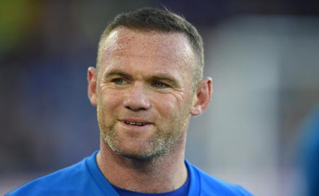 Rooney, detenido por conducir borracho
