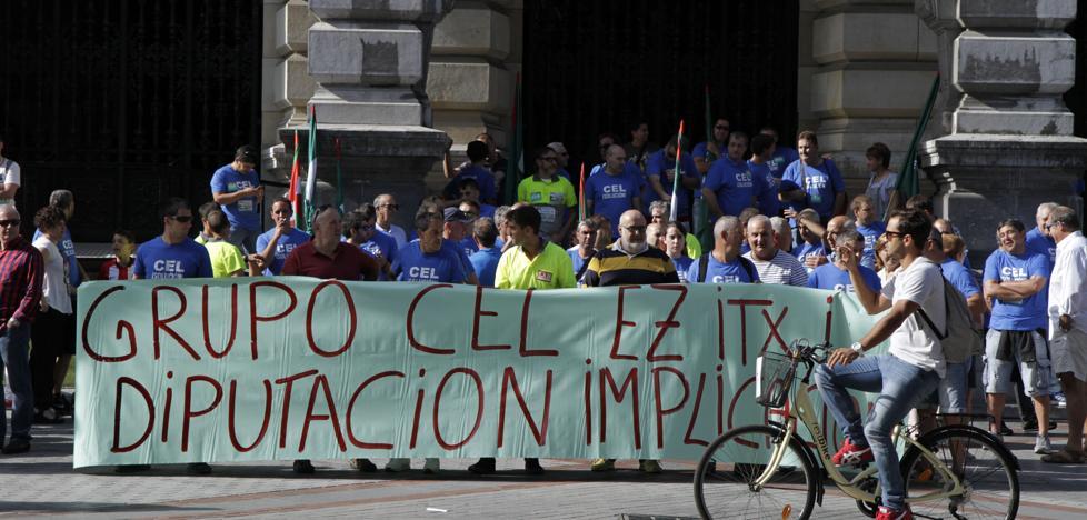 El grupo chileno Triple I vuelve a Euskadi para profundizar sus contactos con CEL