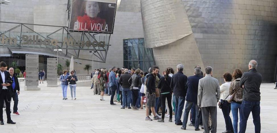 Todos gratis al Guggenheim