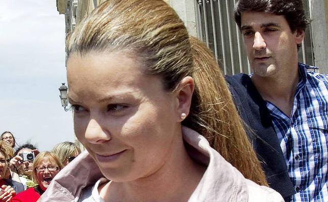 María José Campanario reaparece recuperada