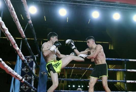 El boxeo 'K-1' regresa a Bizkaia con una velada estelar en Galdakao