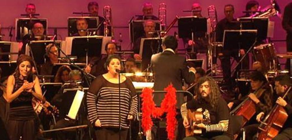 Euskadiko Orkesta Sinfonikoa, Zea Mays eta Doctor Deseo, ETBn