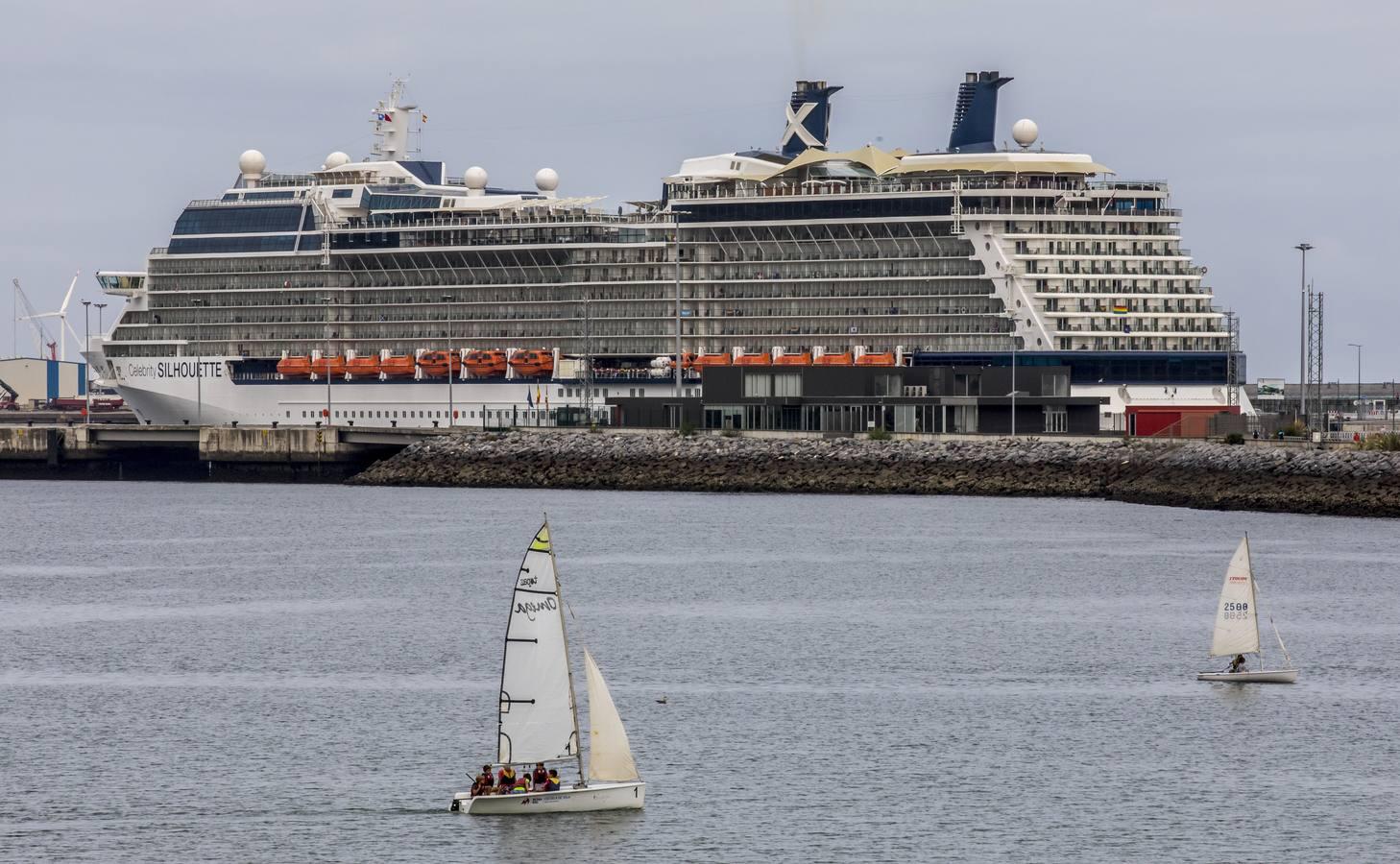 Un crucero con 2.600 gays en Getxo
