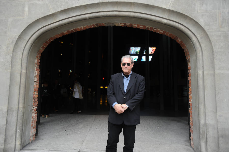 Paul Auster, en Bilbao