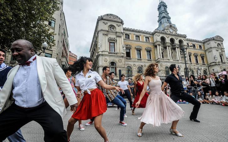La danza más 'dirty' calienta Bilbao