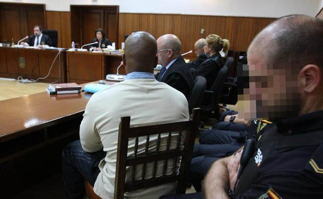 El asesino de Adama en Bilbao, uno de los presos más peligrosos de España