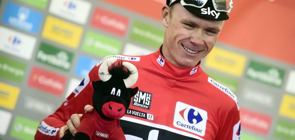 Contador engrandece la apasionante Vuelta de Froome