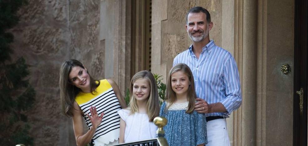 ¿Hasta qué punto es privada la vida de las hijas de los Reyes?