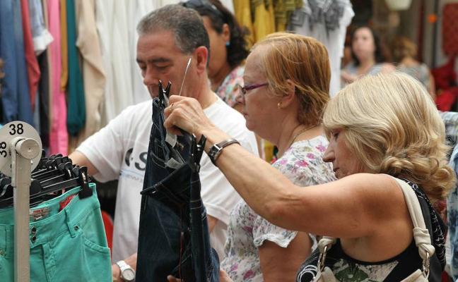 Santurtzi y Sestao sacan sus gangas a la calle desde el jueves