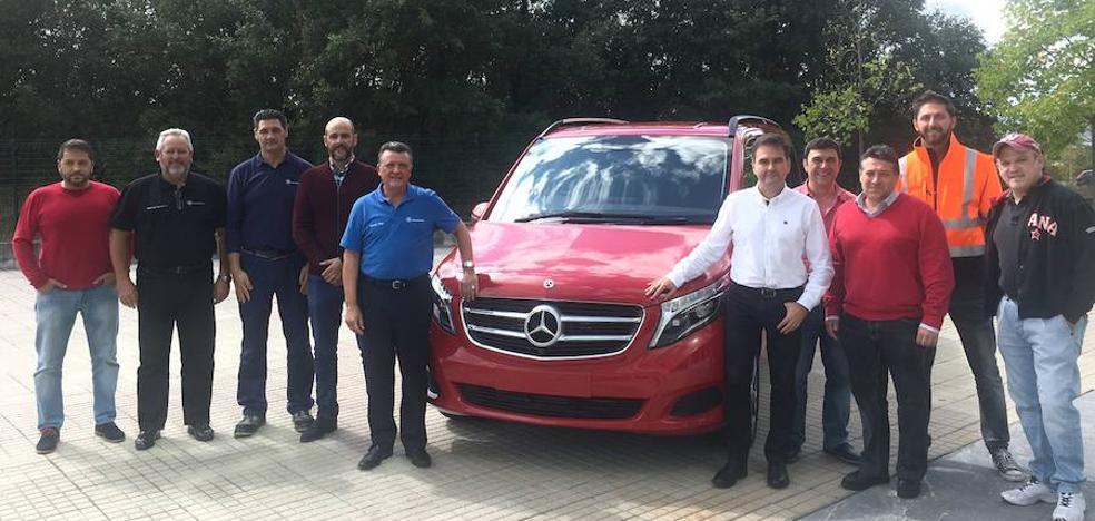 Mercedes Vitoria cerrará el año con 1.350 nuevos empleos indefinidos