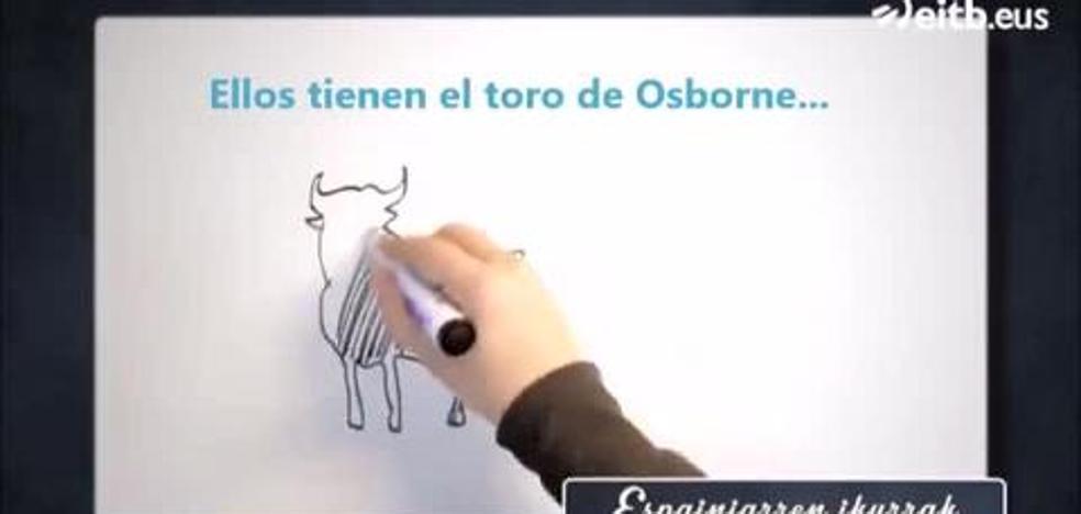 Un juez archiva la denuncia contra EiTB por el programa con mofas hacia los españoles