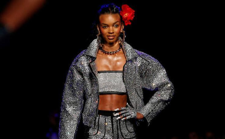 Lluvia de estampados en la Semana de la Moda de Nueva York