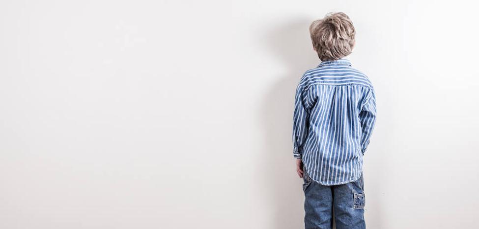 ¿Son efectivos los castigos a los niños?