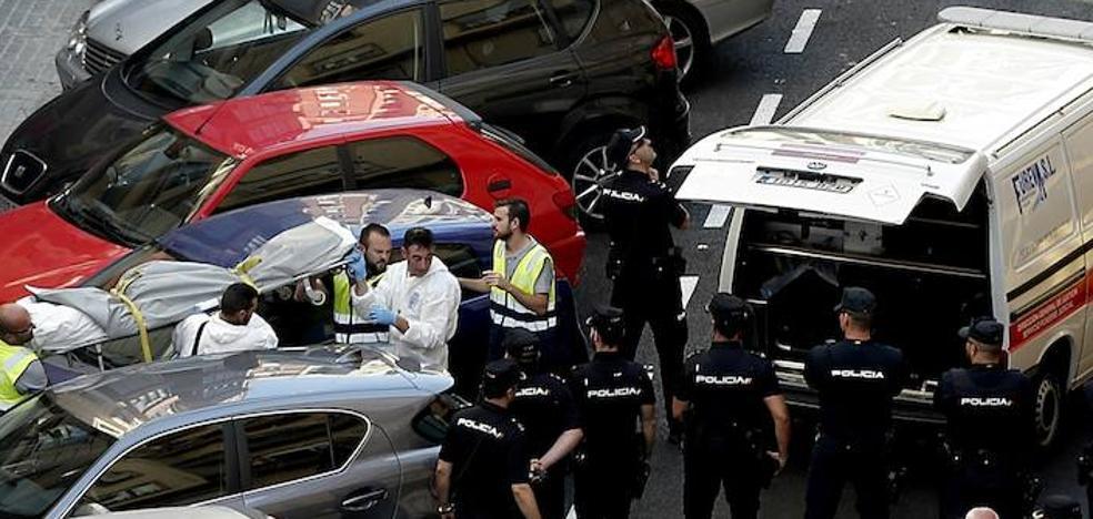 La víctima del crimen de la maleta en Valencia podría ser el novio del asesino