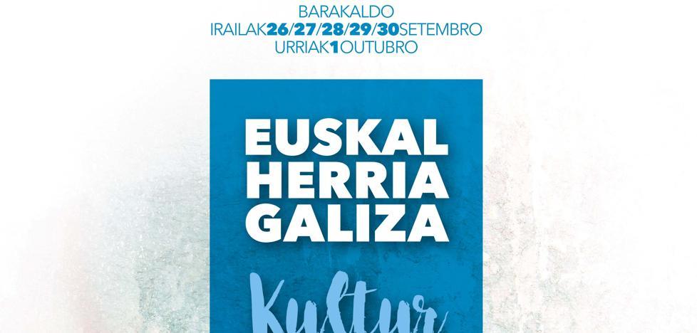 Una fiesta volverá a unir las culturas vasca y gallega en Barakaldo