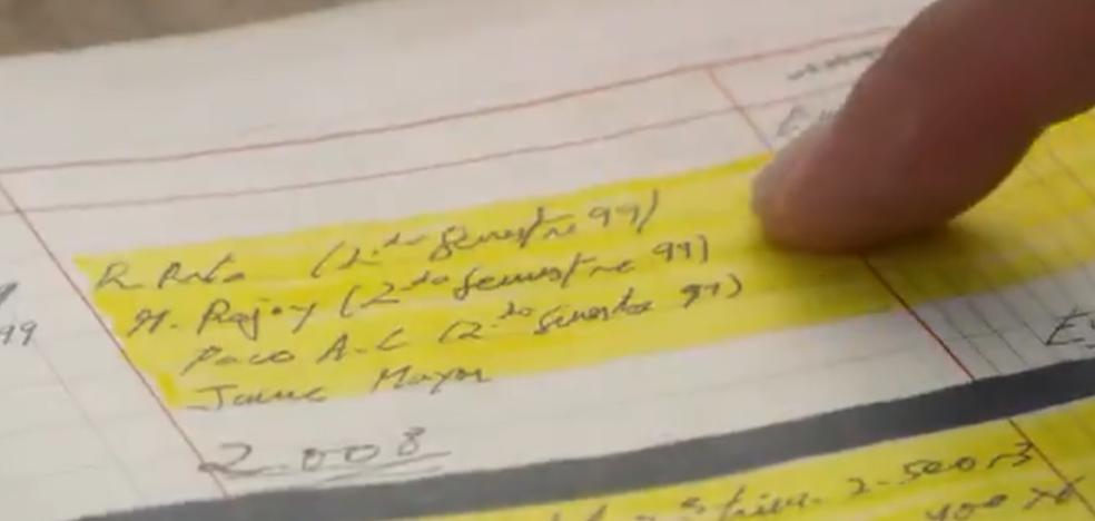 'Narcos' cuela los papeles de Bárcenas en una nueva promo con Javier Cámara