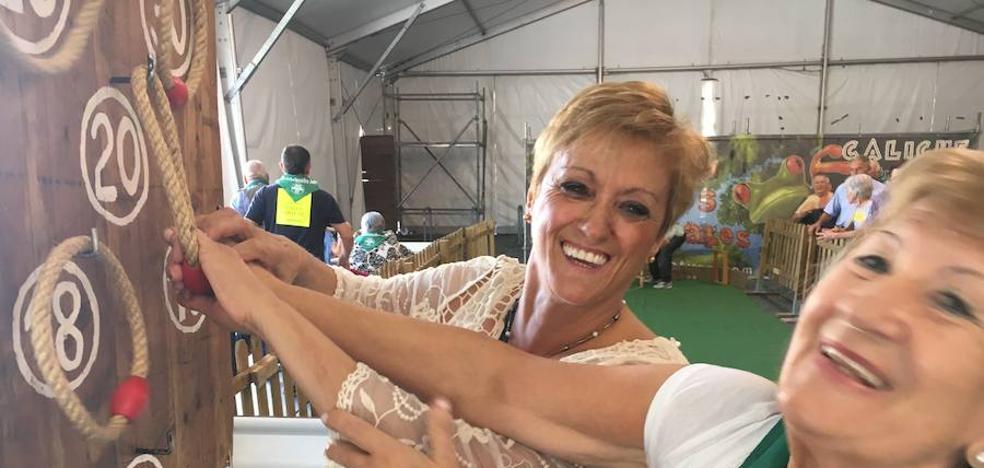 Danok Aurrera recupera la txapela de la Olimpiada de mayores de Galdakao