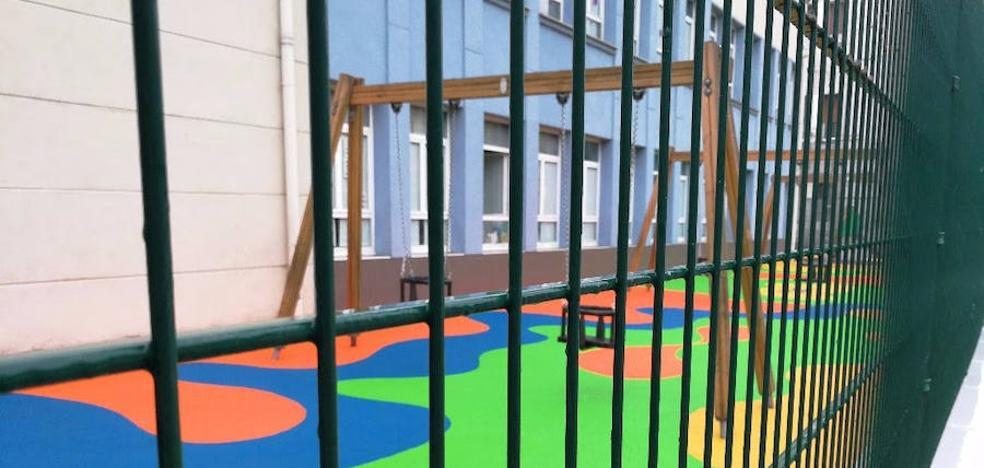 Terminan las obras de la escuela de Arrigorriaga tras una inversión de 70.000 euros
