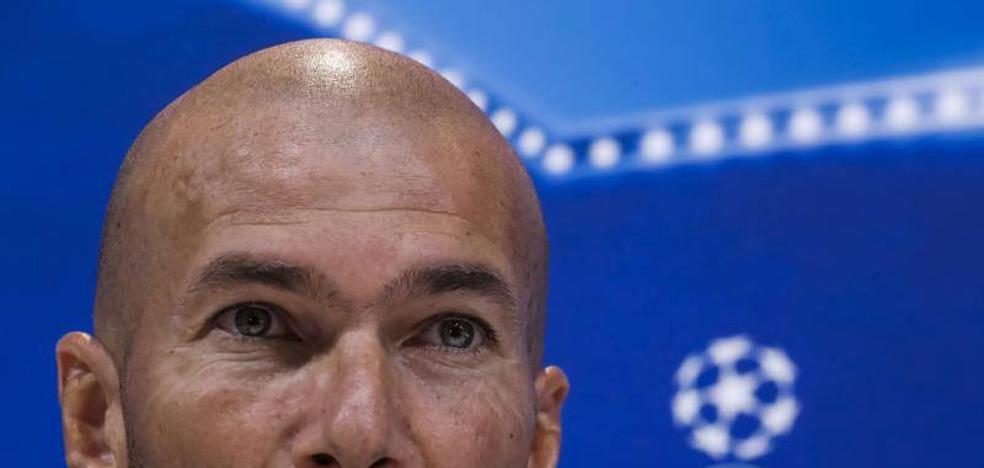 Zidane: «Espero que el domingo sea el último partido sin Cristiano»