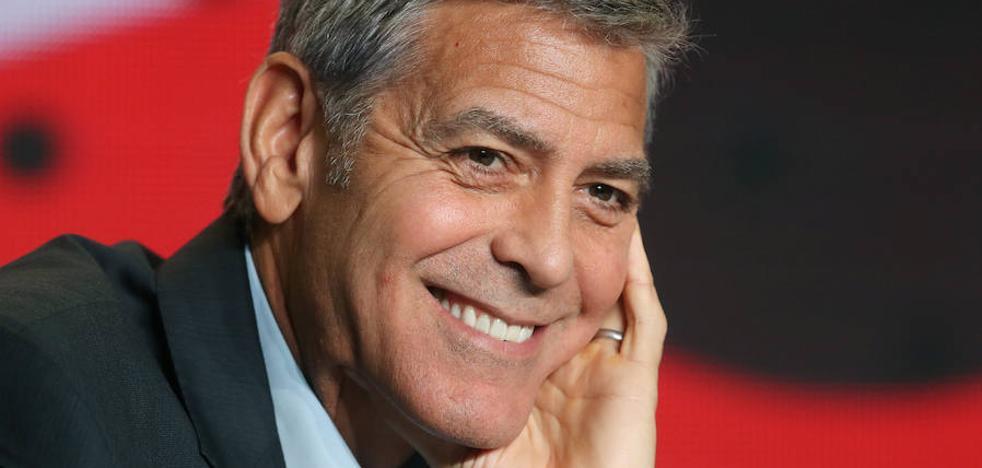 George Clooney no será presidente
