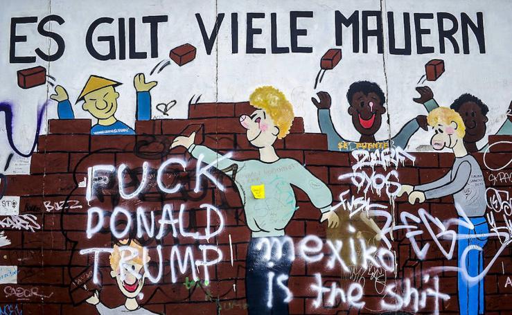 Restos de historia en Berlín