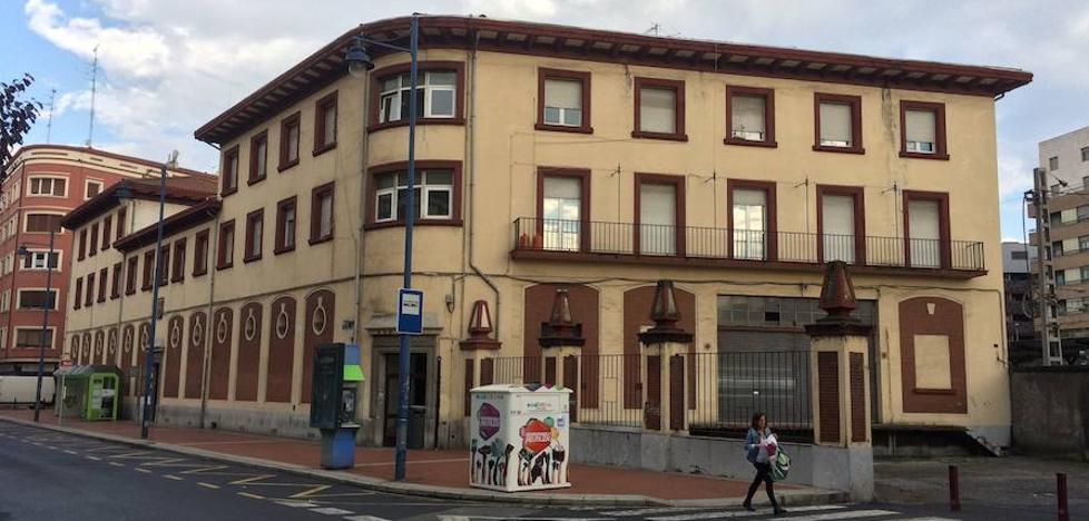 Barakaldo traslada la Escuela para Adultos a Minas mientras duren las obras en la Alhóndiga