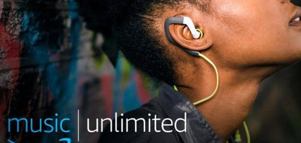 Amazon planta cara a Spotify con música ilimitada por 9,99 euros