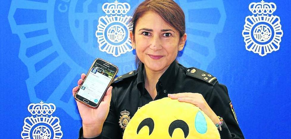 «A través de las redes recibimos pistas que sirven para operaciones policiales»