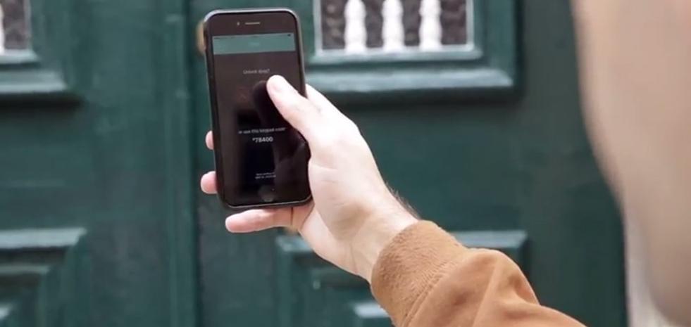 Homeit, una 'app' para abrir la puerta de casa