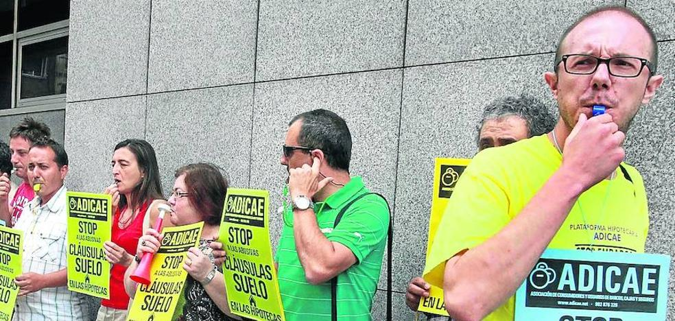 Los juzgados vascos de cláusulas hipotecarias se alinean contra la banca en decenas de sentencias