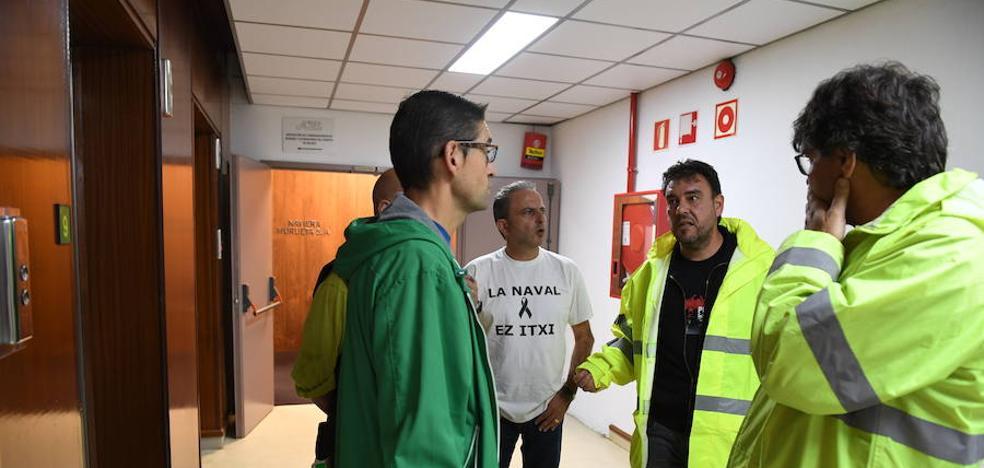 Urkullu anuncia que el Gobierno vasco estudia entrar en el capital de La Naval