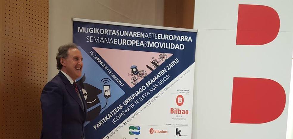 Bilbao presta gratis las primeras bicis eléctricas