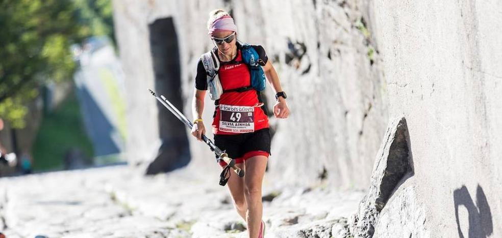 Silvia Trigueros, subcampeona del Tor des Géants tras casi 98 horas de carrera