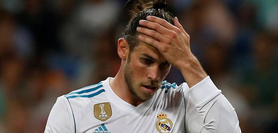 Gareth Bale pide calma