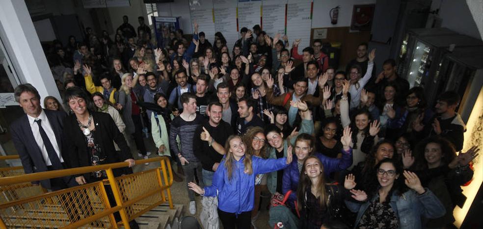 Gaztelugatxe, Guggenheim y pintxos para 500 Erasmus